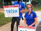 争取权益 • 维护乡里 • 扩充健保• 支持防疫<br>敬请支持众议员Trish Gunby竞选连任