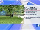 圣路易郡公园游乐场 9月21日(周一)开放