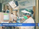 新冠病毒野火燎原 醫療系統即將不堪負荷  開始準備使用護理危機標準作業程序