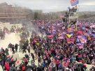 參與國會山莊暴動事件 包括前軍方、警方 超過125人被指控或逮捕