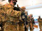 20日總統就職 2萬5千部隊進駐華府 內外嚴防暴力