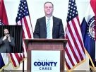 疫情減緩 聖路易郡再次鬆綁 客容量仍維持50%