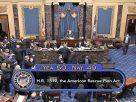挑燈夜戰 三大修正 參議院通過 1.9萬億紓困法案重回眾議院再審
