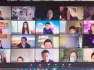 聖路易現代中文學校2021年演講比賽獲獎名單<br>四年級組演講比賽花絮