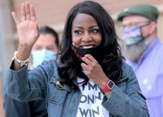 Tishaura Jones (Photo by Laurie Skrivan, St. Louis Post-Dispatch)