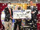 不到一天 全民大抽獎收到十萬份抽獎單<br>第二個獎勵計劃開始