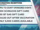 鼓勵接種疫苗再加把勁<br>聖路易郡9月25日開始送150元
