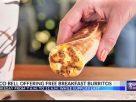 10月21日(週四) Taco Bell贈送免費早餐 人人可得
